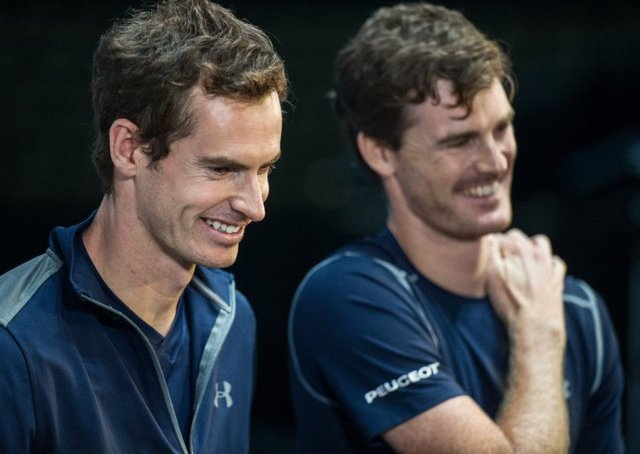 Andy Murray responded saying the video is 'hilarious' Picture; John Devlin
