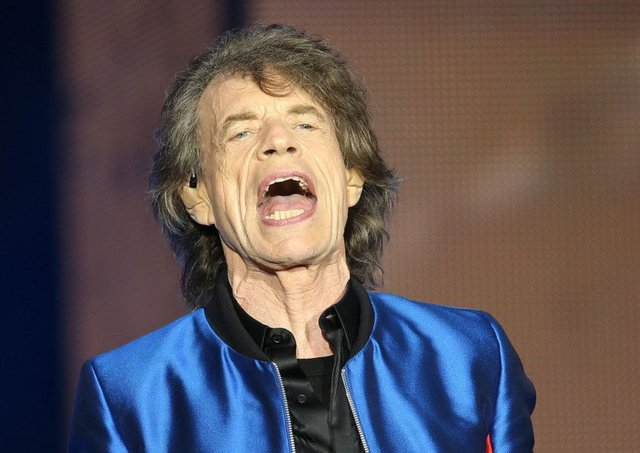 Mick Jagger of The Rolling Stones performs live on stage(Photo by Harry Herd/WireImage)