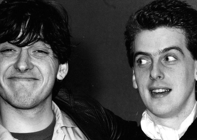 The Dreamboys never made it big  but singer Peter Capaldi and drummer Craig Ferguson did. Picture: Simon Clegg