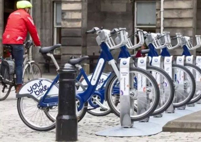 Edinburgh bikes should not be named after a failed politician writes Gavin Corbett.