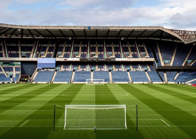 BT Murrayfield is now being considered for Hearts semi-final against Celtic