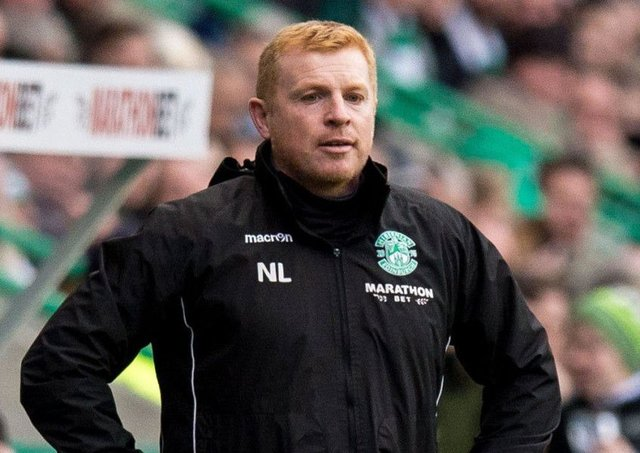 Neil Lennon has plenty options in attack - but does he need a striker similar to Florian Kamberi?