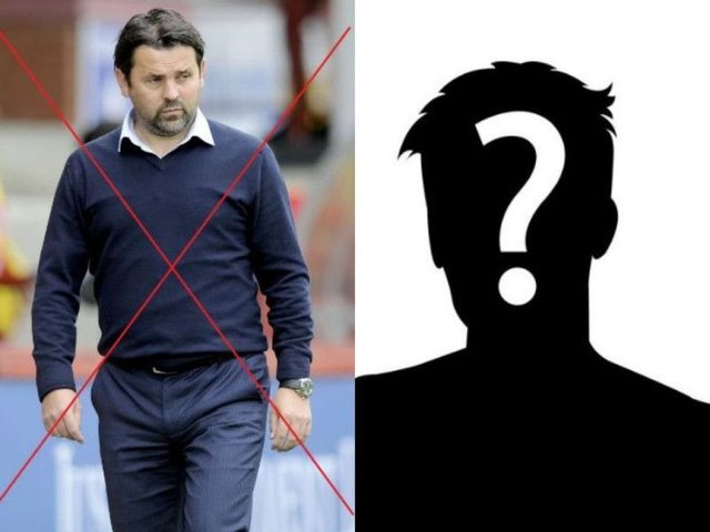 Who will be the next manager of Falkirk FC?