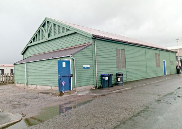 Stonehaven Mens Shed has been granted £10,000 to restore the beach pavilion as a community resource.