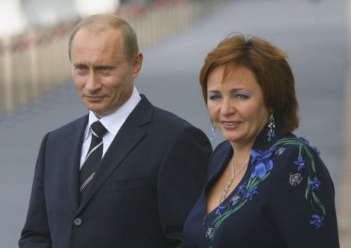 Vladimir Putin Announces End Of Marriage On Tv The Scotsman