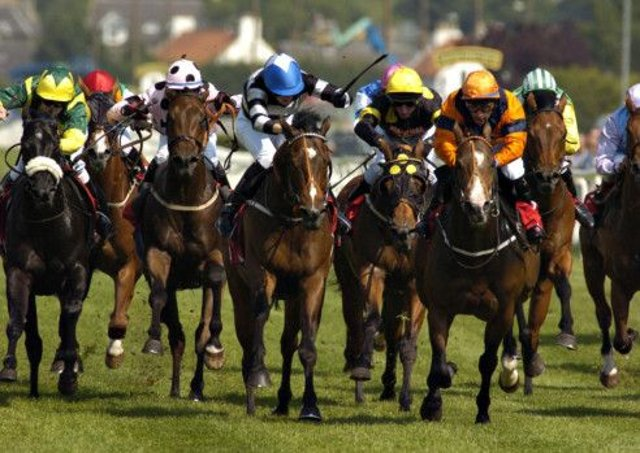 There will be £150,000 in prize money up for grabs at Musselburgh on Good Friday. Picture: Bill Henry