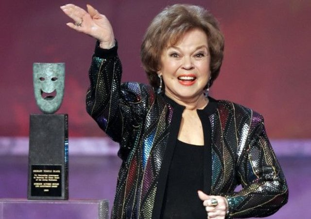 Hollywood pays tribute to Shirley Temple   The Scotsman