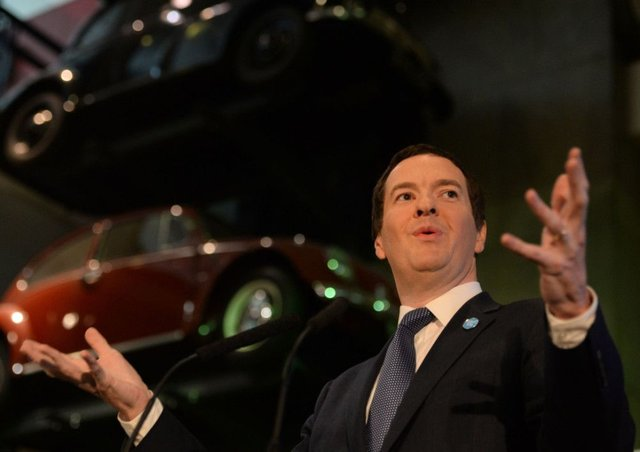 George Osborne has reiterated his stance that there will be no formal currency union. Picture: PA