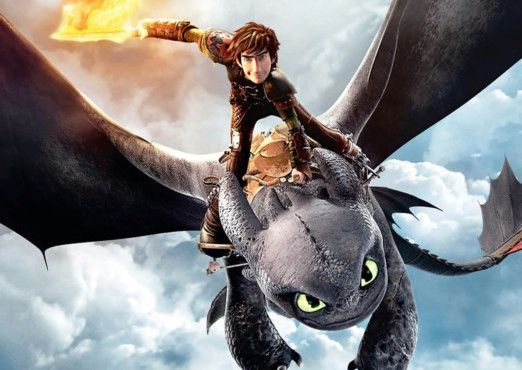 Film Reviews How To Train Your Dragon 2 Chef The Scotsman