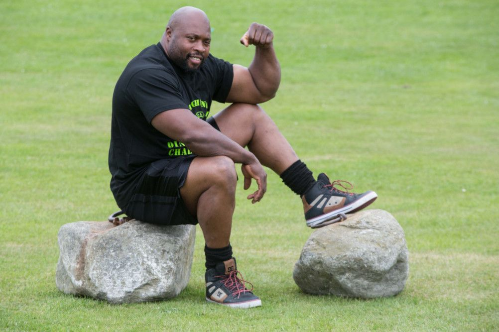 Strongman To Attempt To Lift Dinnie Stones The Scotsman