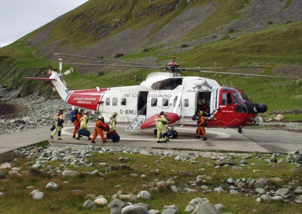 Fury over Kinloss rescue centre move to England   The Scotsman