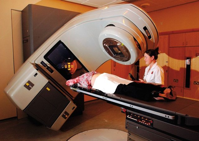 Linear accelerators like this could be used to greater effect. Picture: Ian Rutherford