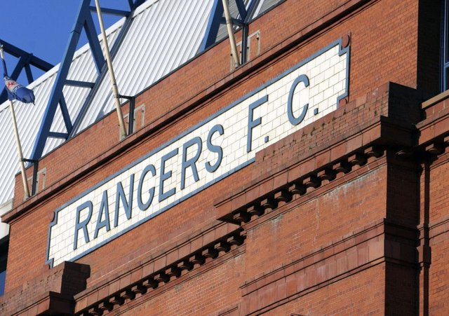 The Ibrox club reduced their operating losses year-on-year. Picture: John Devlin