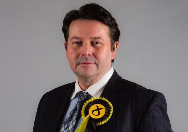 SNP MP Phil Boswell tried to claim for lost clothes on his Commons expenses. Picture: Contributed