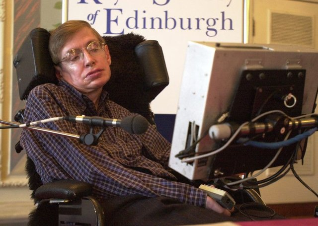 Professor Stephen Hawking has said Britain leaving the EU could be disastrous for science