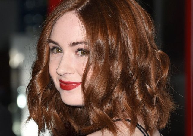 Karen Gillan tweeted her concern at the lack of funding for Eden Court Theatre. Picture: Getty Images