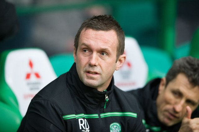 Celtic boss Ronny Deila believes a proposed Super League could lessen interest in elite European football. Picture: John Devlin.