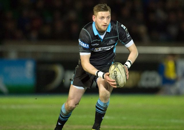 Glasgow Warriors' Finn Russell. Picture: SNS