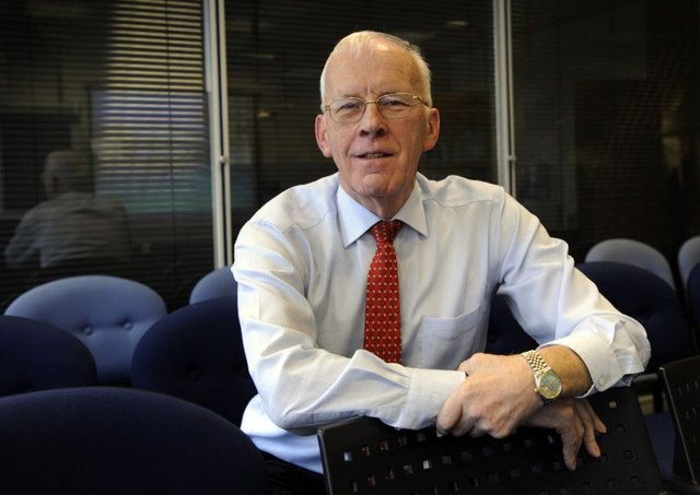 Sir Ian Wood has been named the fourth richest person in Scotland Picture: Jane Barlow