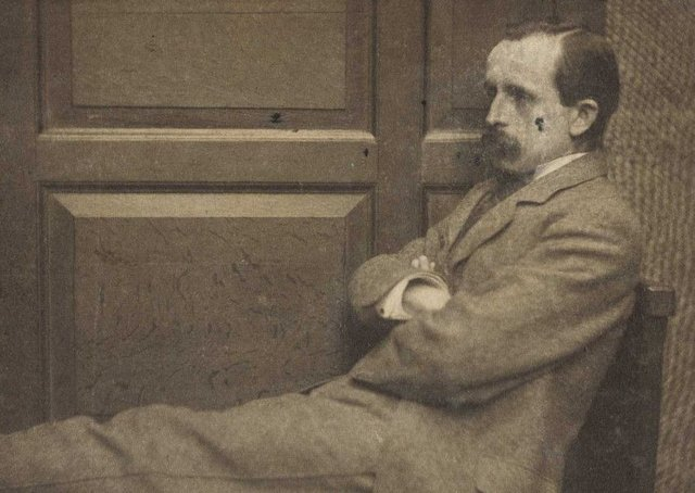 JM Barrie was born in the Angus town of Kirriemuir. Picture: Getty