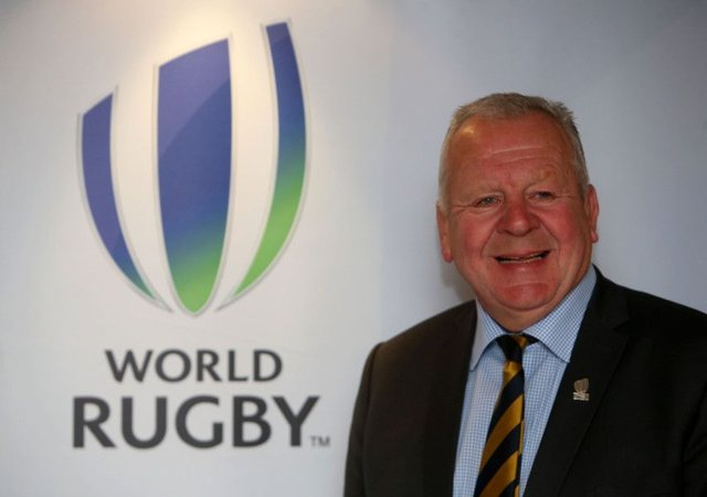 New World Rugby chairman Bill Beaumont. Picture: Brian Lawless/PA Wire