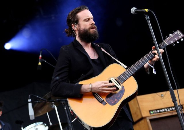 Father John Misty. Picture: Getty Images