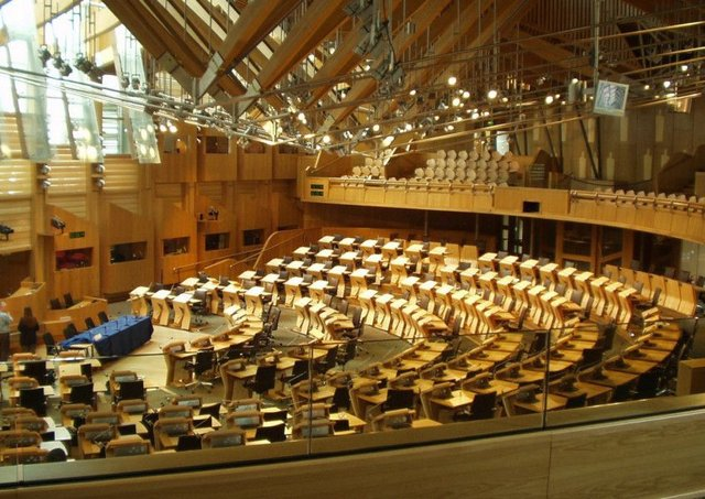 Scotland needs a new relationship between business and government when it comes to social policy initiatives. Picture: Scottish Parliament