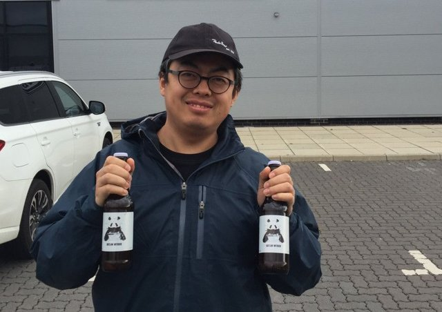 Panda Brew co-founder Pan Dinghao. Picture: Contributed