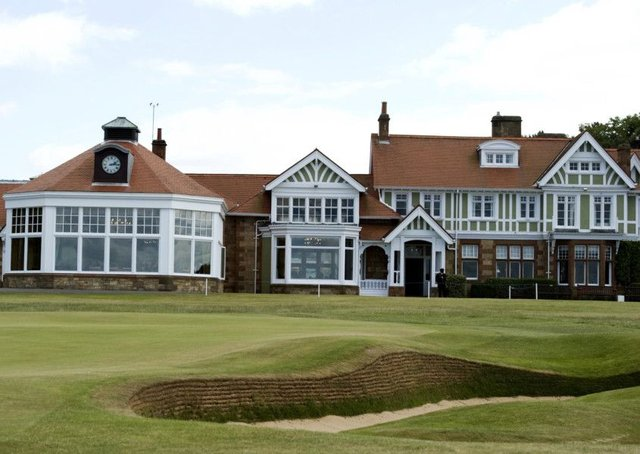 The East Lothian golf club has voted against allowing female members. Picture: SNS