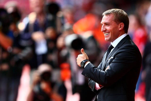 New Celtic manager Brendan Rodgers.  Picture: Clive Mason/Getty Images