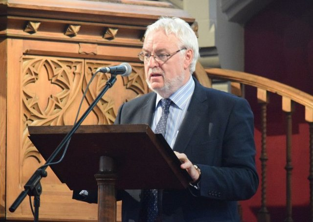 Professor James Fraser has called for the creation of a Christian university in Scotland. Picture: Contributed