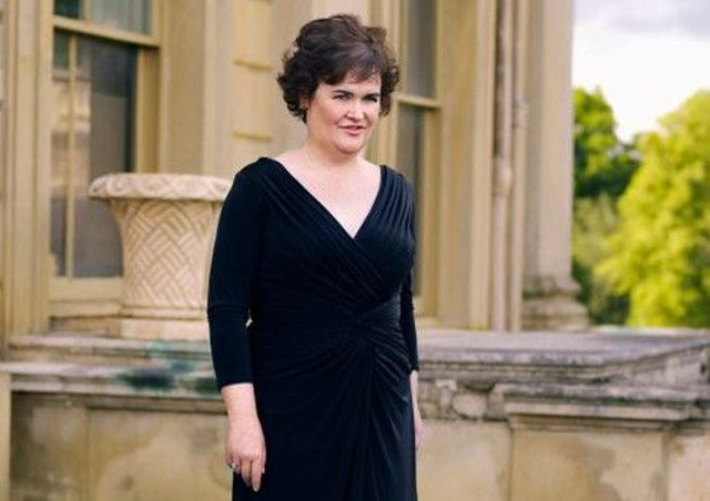 Susan Boyle has repaired her relationship with her older brother, Gerry