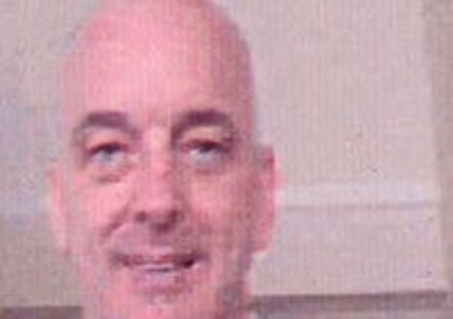 Missing man Allan Shepherd. Picture: Police Scotland