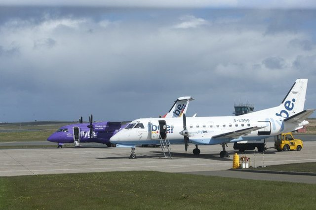 Flybe has registered its first annual profit in six years