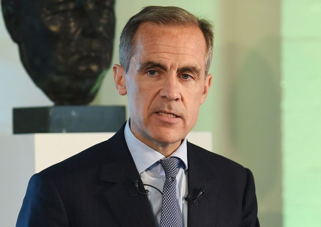 Mark Carney has warned over the economic impact of Brexit. Photograph: Getty Images