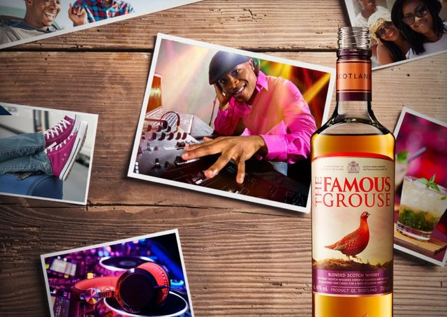 Famous Grouse drafted in Pilot Fish Media to raise its Facebook profile in Africa. Picture: Contributed