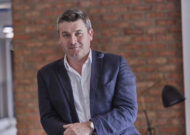 Andrew Dunn is heading the Scottish arm of WPP's Maxus UK media agency. Picture: Contributed