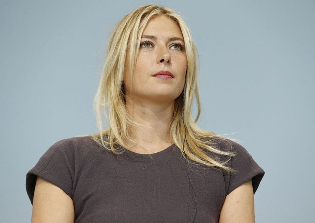 Maria Sharapova was initially banned for two years.  Picture: Thomas Niedermueller/Getty Images