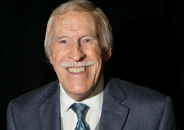 Sir Bruce Forsyth discovered last year that he had two aneurysms. Picture: Daniel Leal-Olivas/PA Wire