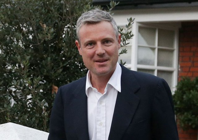 Former Conservative MP Zac Goldsmith. Picture: Getty
