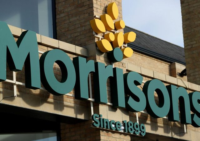 Morrisons said its 'biggest ever' Halloween gave sales at boost in the third quarter. Picture: Chris Radburn/PA Wire
