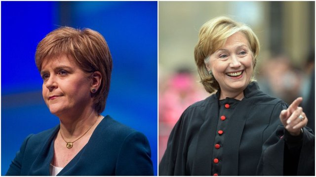 Sturgeon '˜fervently hopes' for Clinton US election win | The Scotsman