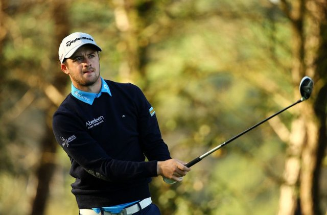 David Law topped the leaderboard at Lumine Golf in Tarragona after a closing 70. Picture: Getty Images