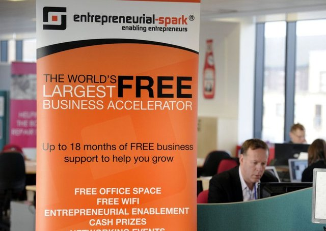 Martin Brown said Entrepreneurial Spark 'knows the importance of technology'. Picture: John Devlin
