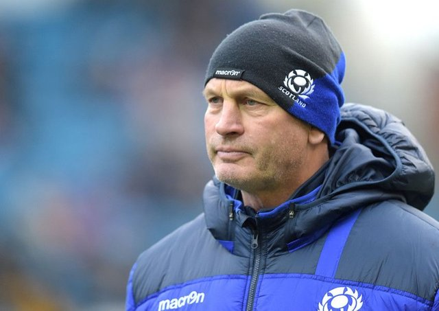 Prop Allan Dell says head coach Vern Cotter, pictured, was right to keep him waiting for his Scotland chance