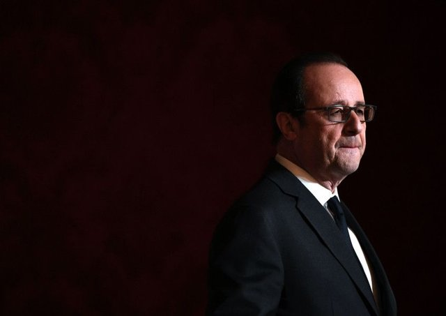 French President Francois Hollande will not seek re-election in next year's presidential election. Picture: AFP/Getty Images