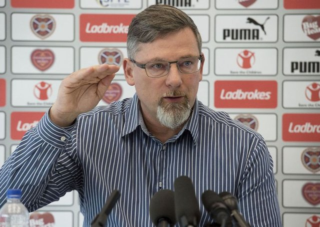 Craig Levein says that Hearts' current coaches are not yet ready to step up. Picture: SNS.