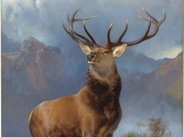 The National Galleries of Scotland has to raise 4 million by the middle of March to secure the future of The Monarch of the Glen.