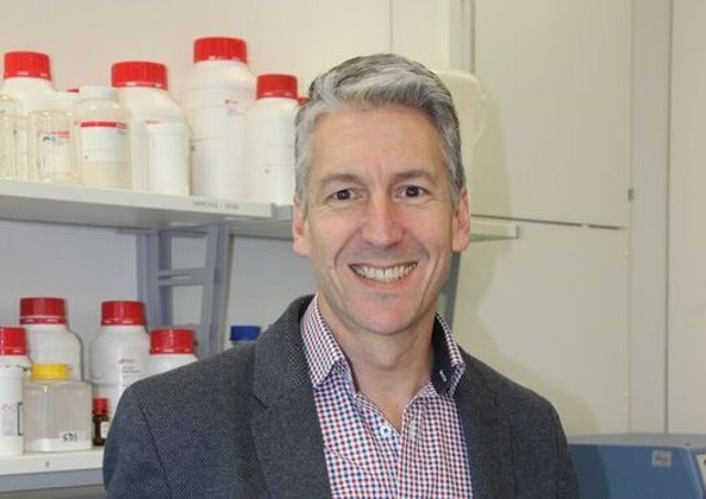 Synpromics chief executive David Venables. Picture: Contributed