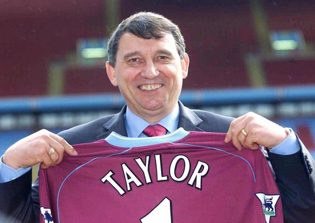 Graham Taylor, who has died at the age of 72. Picture: SWNS